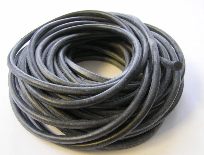Шнур резиновый круглого и прямоугольного сечения ГОСТ 6467-79